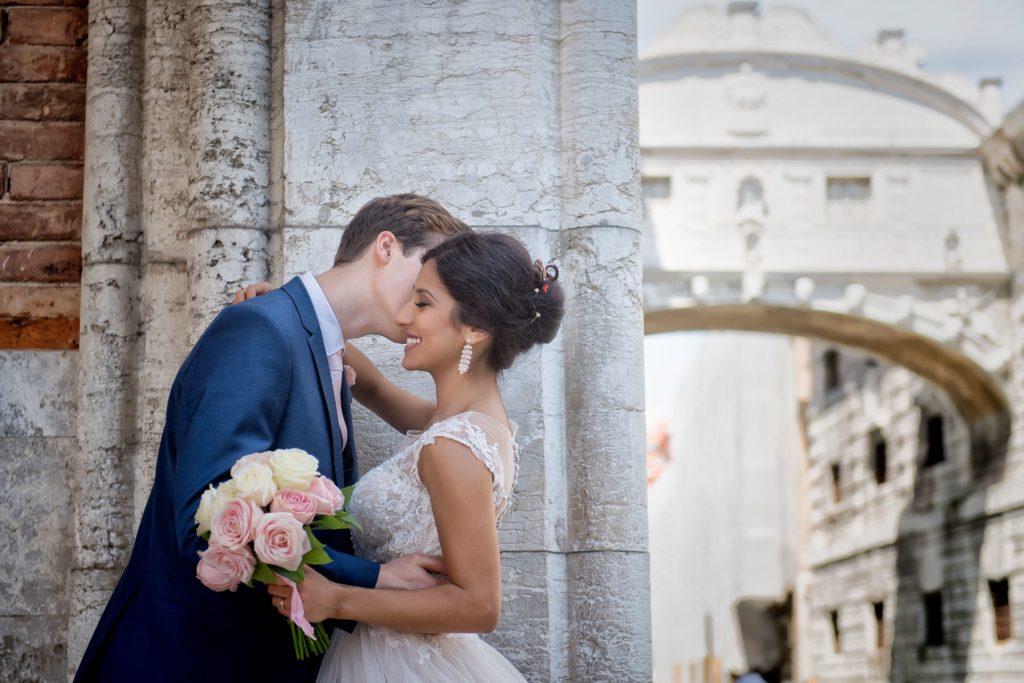 se marier à venise