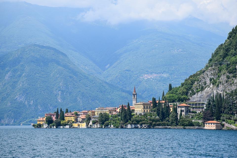 Se marier au lac de come italie
