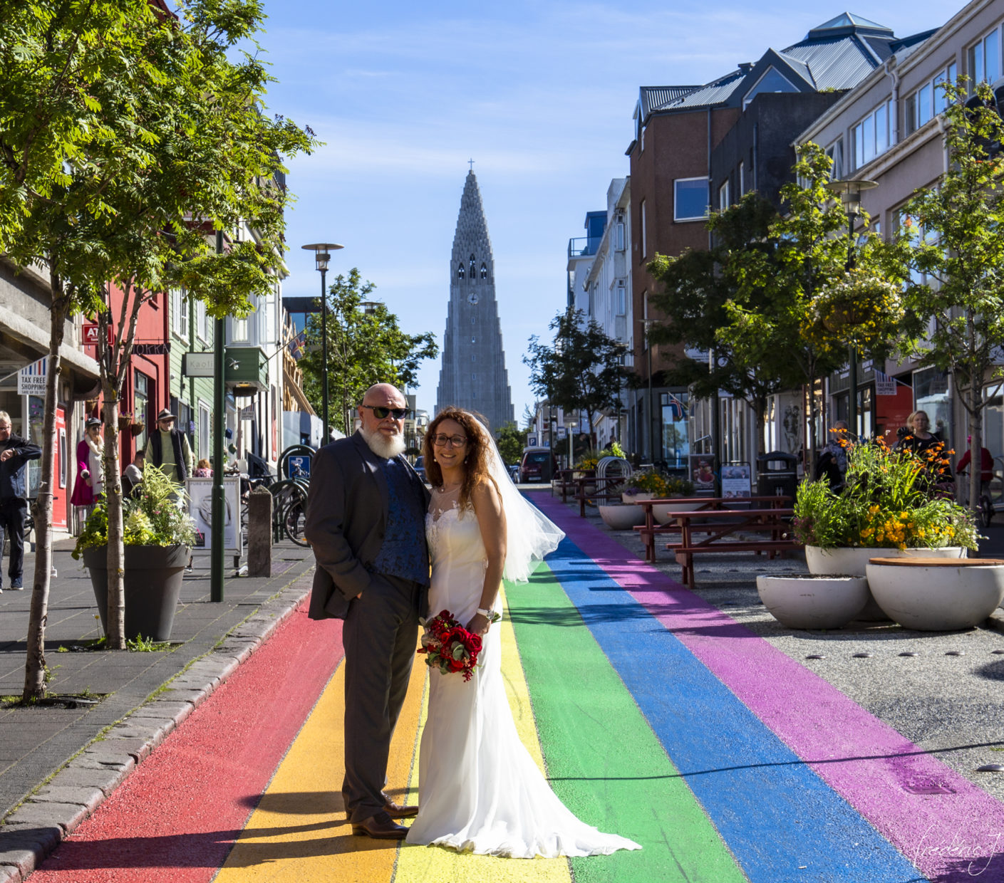 Se marier en Islande