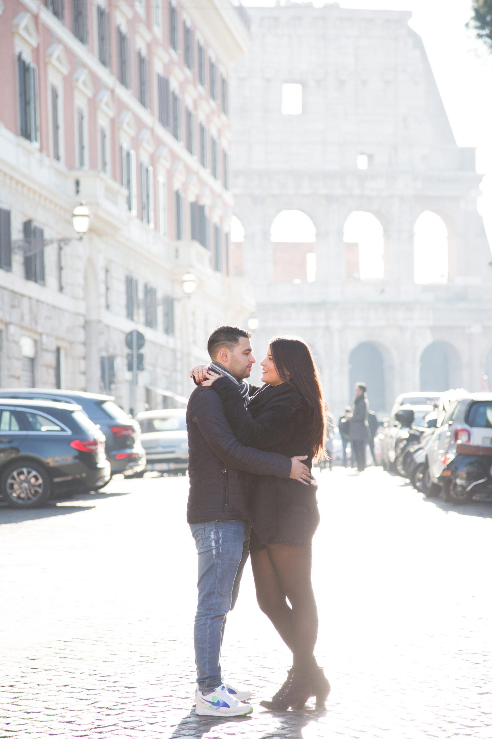 se marier à Rome