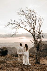 reporter son mariage à l'étranger